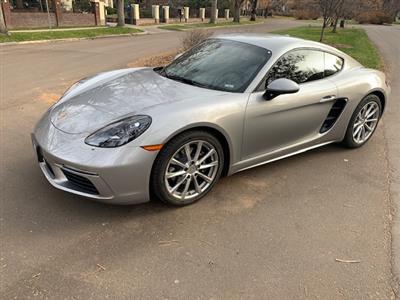 2018 Porsche 718 lease in Denver,CO - Swapalease.com