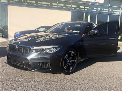 2018 BMW M5 lease in Lagrangeville,NY - Swapalease.com