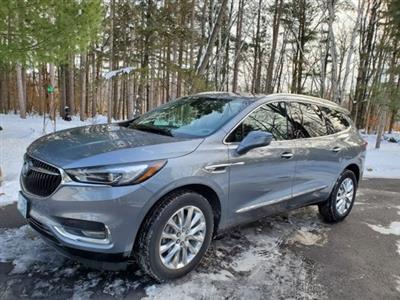 2018 Buick Enclave lease in Cushing,MN - Swapalease.com
