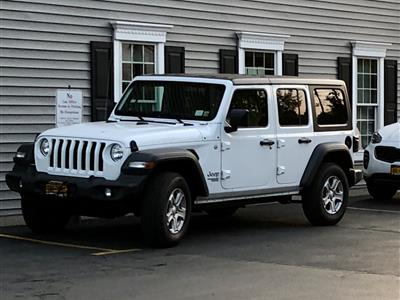 2018 Jeep Wrangler Unlimited lease in Amherst,NY - Swapalease.com
