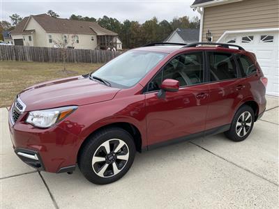 2018 Subaru Forester lease in Smithfield,NC - Swapalease.com