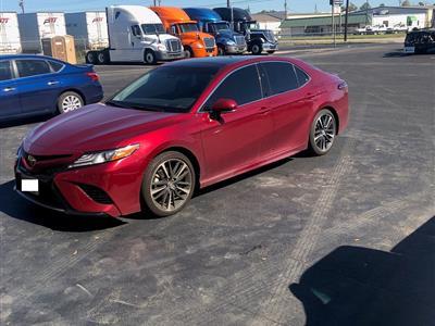2018 Toyota Camry lease in Atlanta,GA - Swapalease.com
