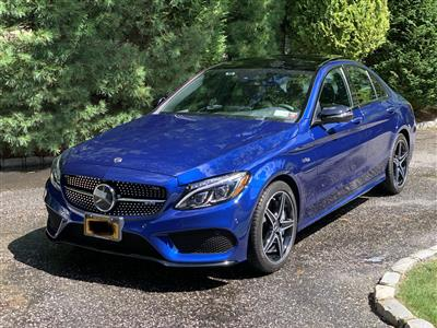 2018 Mercedes-Benz C-Class lease in West Orange,NJ - Swapalease.com