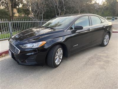 2019 Ford Fusion Hybrid lease in SAN FERNANDO,CA - Swapalease.com