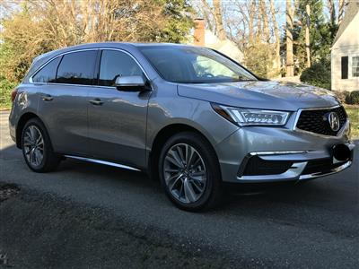 2017 Acura MDX lease in Dumont,NJ - Swapalease.com