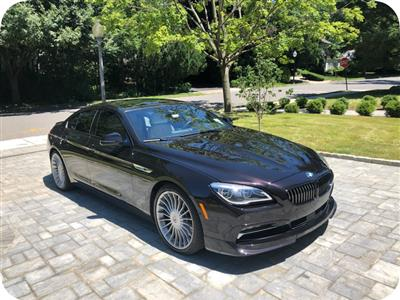 2017 BMW 6-Series ALPINA B6 lease in Great neck,NY - Swapalease.com