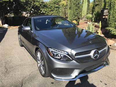 2018 Mercedes-Benz C-Class lease in Vista,CA - Swapalease.com