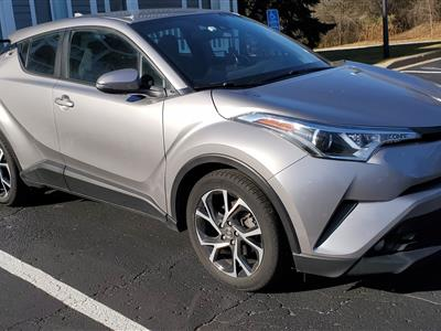 2018 Toyota C-HR lease in Eagan,MN - Swapalease.com