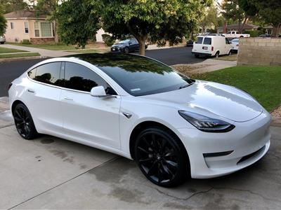 Tesla Lease Takeover >> 2019 Tesla Model 3
