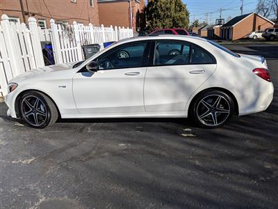 2018 Mercedes-Benz C-Class lease in Columbus,OH - Swapalease.com