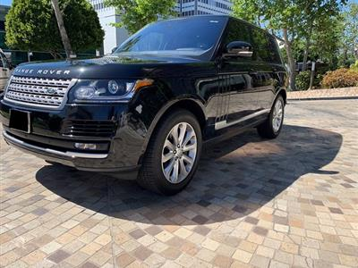 2017 Land Rover Range Rover lease in Beverly Hills,CA - Swapalease.com