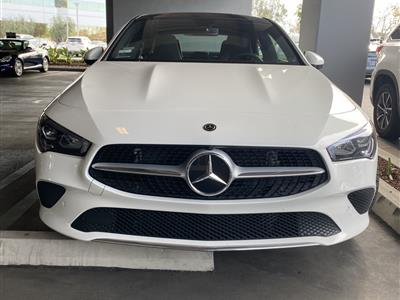 2020 Mercedes-Benz CLA Coupe lease in Aliso Viejo,CA - Swapalease.com