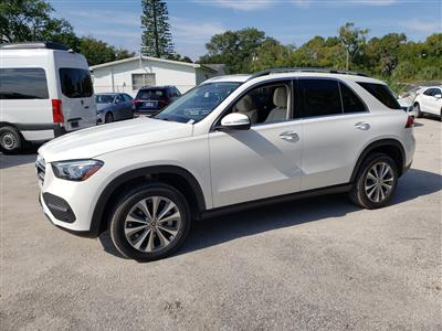 2020 Mercedes-Benz GLE-Class lease in Sunny Isles,FL - Swapalease.com