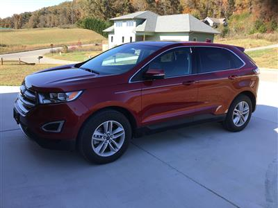2018 Ford Edge lease in SEYMOUR,TN - Swapalease.com