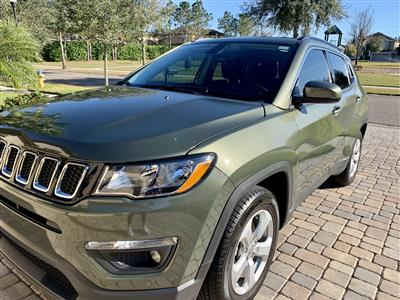 2019 Jeep Compass lease in Whesley Chappel,FL - Swapalease.com
