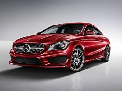 2018 Mercedes-Benz CLA Coupe lease in Seminole,OK - Swapalease.com