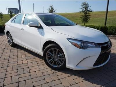 2017 Toyota Camry lease in ,CA - Swapalease.com