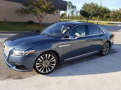 2018 Lincoln Continental lease in Hinesville,GA - Swapalease.com