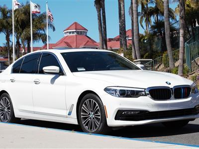 2018 BMW 5 Series lease in Laguna Niguel,CA - Swapalease.com