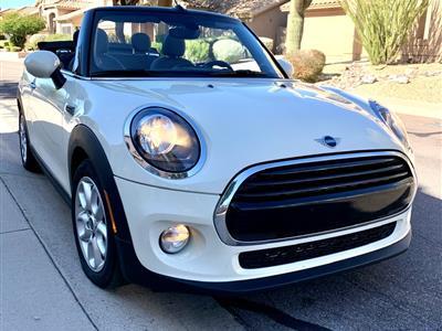 2019 MINI Convertible lease in Scottsdale,AZ - Swapalease.com