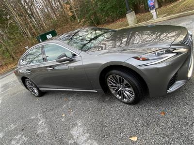 2018 Lexus LS 500 lease in Annapolis,MD - Swapalease.com