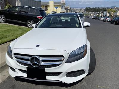 2017 Mercedes-Benz C-Class lease in Daly City,CA - Swapalease.com