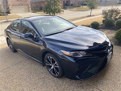 2019 Toyota Camry lease in Prosper,TX - Swapalease.com