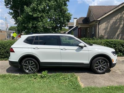 2019 Volkswagen Tiguan lease in Nashville,TN - Swapalease.com