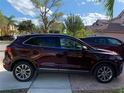 2017 Lincoln MKC lease in Miramar,FL - Swapalease.com