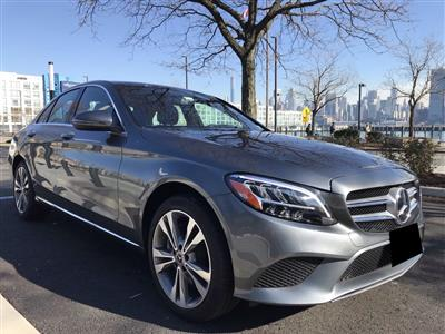 2019 Mercedes-Benz C-Class lease in Hoboken,NJ - Swapalease.com