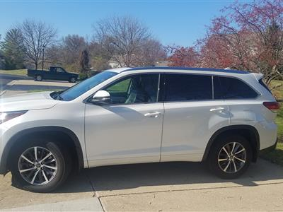 2018 Toyota Highlander lease in Union,KY - Swapalease.com