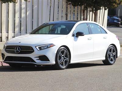 2019 Mercedes-Benz A-Class lease in Walnut Creek,CA - Swapalease.com