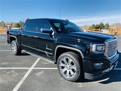 2018 GMC Sierra 1500 lease in Highlands Ranch,CO - Swapalease.com