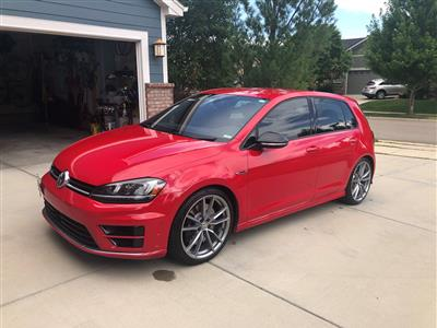 2017 Volkswagen Golf R lease in Erie,CO - Swapalease.com