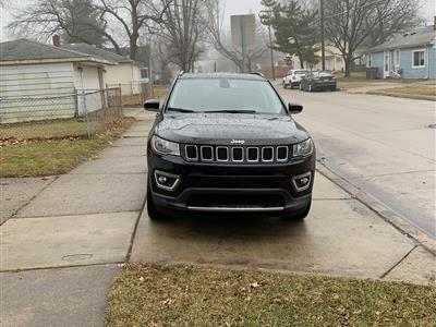 2018 Jeep Compass lease in Dearborn,MI - Swapalease.com