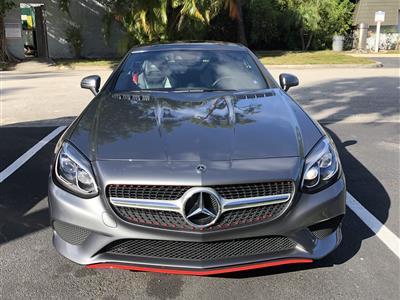 2018 Mercedes-Benz SLC Roadster lease in Jupiter,FL - Swapalease.com