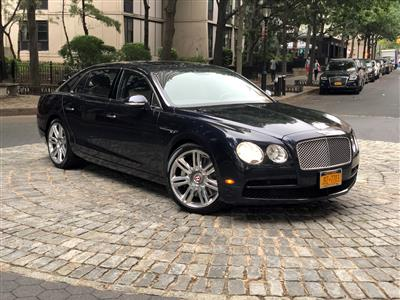 2018 Bentley Flying Spur lease in New York,NY - Swapalease.com
