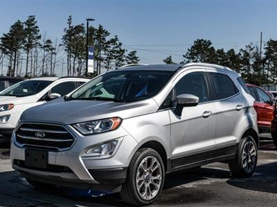2019 Ford EcoSport lease in Euclid,OH - Swapalease.com