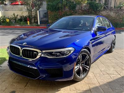 2019 BMW M5 lease in Calabasas,CA - Swapalease.com