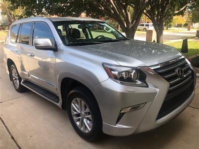 2018 Lexus GX 460 lease in Keller,TX - Swapalease.com