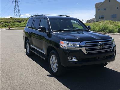 2019 Toyota Land Cruiser lease in WATERBURY,CT - Swapalease.com