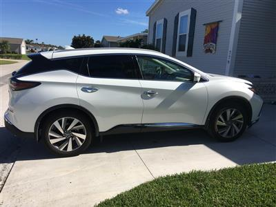 2019 Nissan Murano lease in Lakeland,FL - Swapalease.com