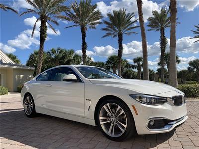 2018 BMW 4 Series lease in Palm coast,FL - Swapalease.com