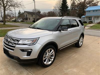2018 Ford Explorer lease in Tiffin,OH - Swapalease.com
