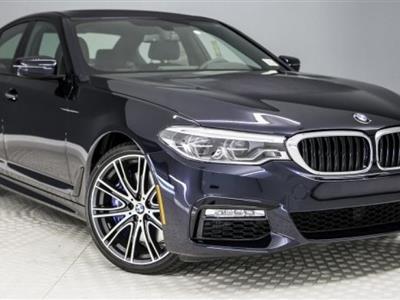 2017 BMW 5 Series lease in Seattle,WA - Swapalease.com