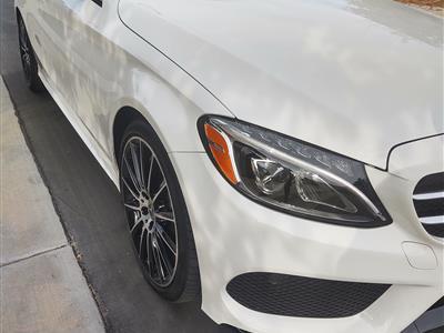 2018 Mercedes-Benz C-Class lease in Riverside,CA - Swapalease.com