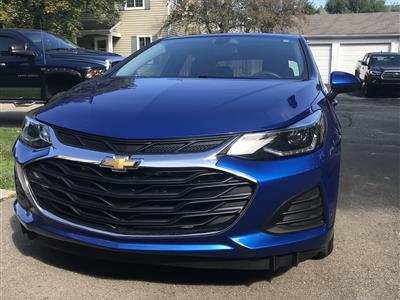 2019 Chevrolet Cruze lease in East Lansing,MI - Swapalease.com