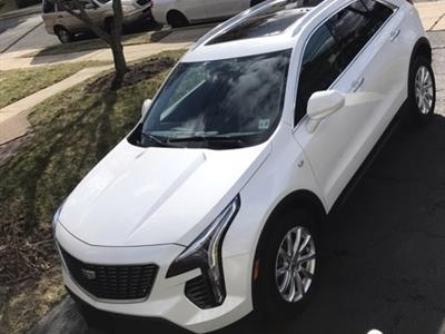 2019 Cadillac XT4 lease in Hasbrouck Heights,NJ - Swapalease.com