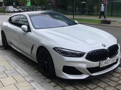 2019 BMW 8 Series lease in San Diego,CA - Swapalease.com