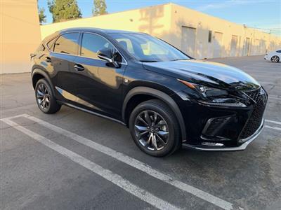 2018 Lexus NX 300 F Sport lease in Winnetka,CA - Swapalease.com